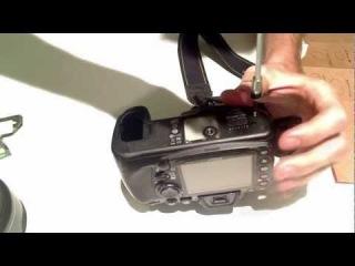 Nikon D300 disassembly