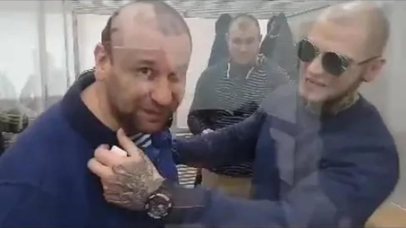 МАТИОС дал приказ задушить в СИЗО Руслана Онищенко Торнадо