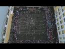 Школьный вальс. Лицей №4 Фрагмент с квадрокоптера от КотАпа