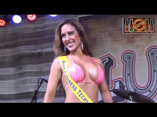Bikini contest - Beautiful, Hot and Sex,  Leesburg Bikefest 2016