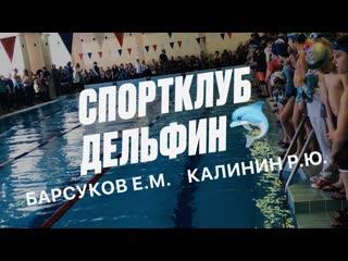 Первенство Октябрьского района - Спортклуб Дельфин г.Тамбов