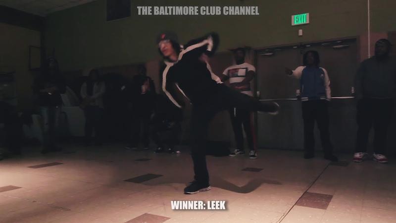 BaltimoreClubDance Bmore RockOff Gauntlet: 1 Round Eliminations Part 1