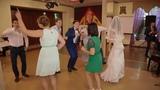 Один в один. Весёлый конкурс на свадьбе! Танцуют молодожёны! Гости рады)