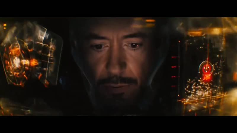 Fragments_ ☆Мстители_ Эра Альтрона☆ — Тони Старк против Халка.