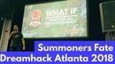 Summoners Fate at Dreamhack Atlanta 2018
