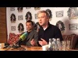 Открытие ресторана ESHAK. Интервью с Сергеем Светлаковым и ресторатором Александром Орловым