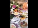 Ольга и Дмитрий Дмитренко в сторис Свадьба Вити и Тани