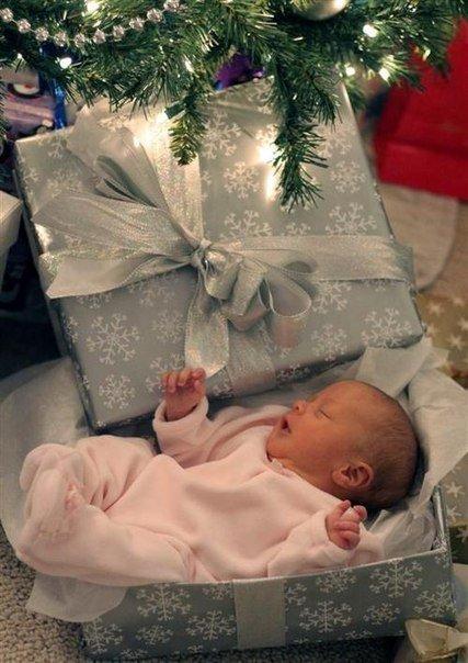🎄🎁 Самый лучший подарок под елочку, не правда ли? 😊