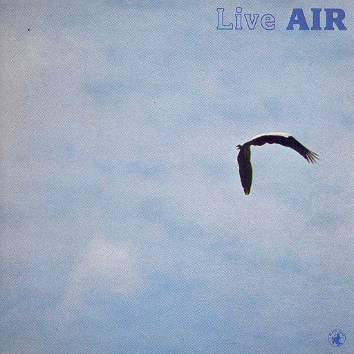 Air альбом Live Air