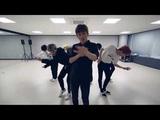 K-POP Mashup BTS х MONSTA X х EXO х NCT U Dance Practice
