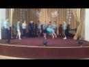 мои 6 отрядный танец