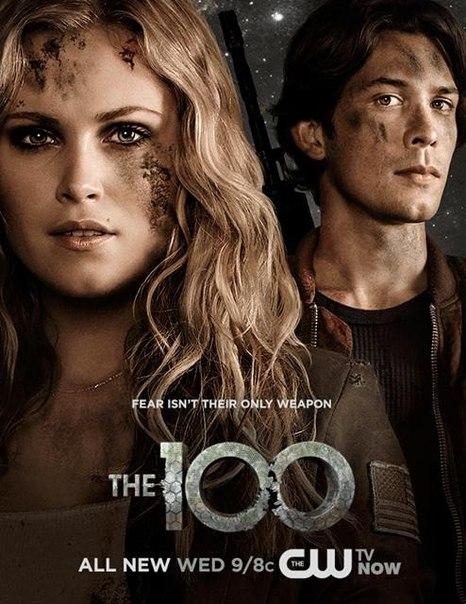 Сотня 1-3 сезон 1-16 серия LostFilm   The 100