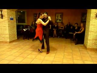 Graciela y osvaldo tango milonguero _show performance in cartagena