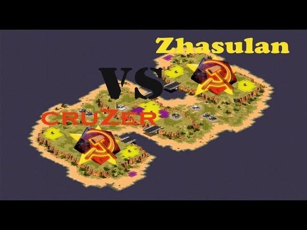 Red Alert 2 Yuri's Revenge - Soviet vs Soviet 1 vs 1Pro Match on the map Twin Peaks