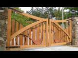 Over 50 Creative GATE Ideas 2016 - Amazing Gate Home Design Part.3