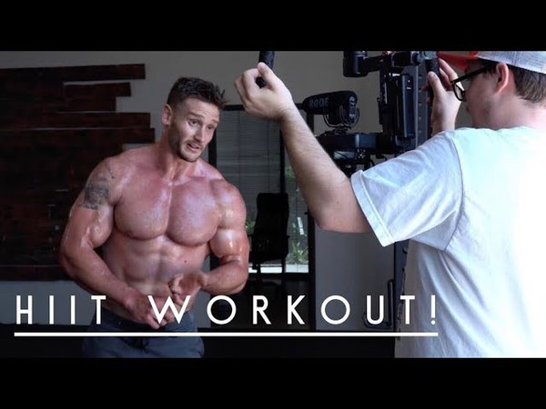 Workout for Fasting - 12 Minute Follow Along HIIT Workout