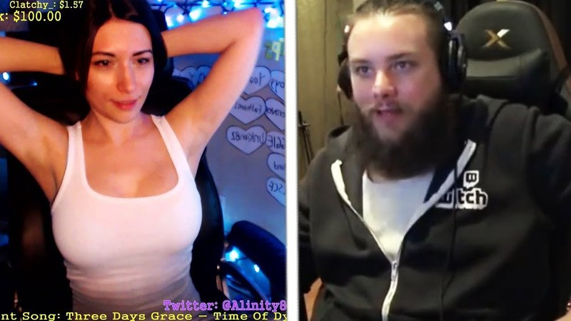 Anything4views REACTS to Alinity - TWITCH THOT Alinity Copystrike GIRL
