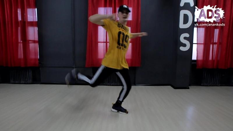 ANANKO DANCE SCHOOL_Choreo by Roman ANANKO_Dawin Toothpick - Road trip
