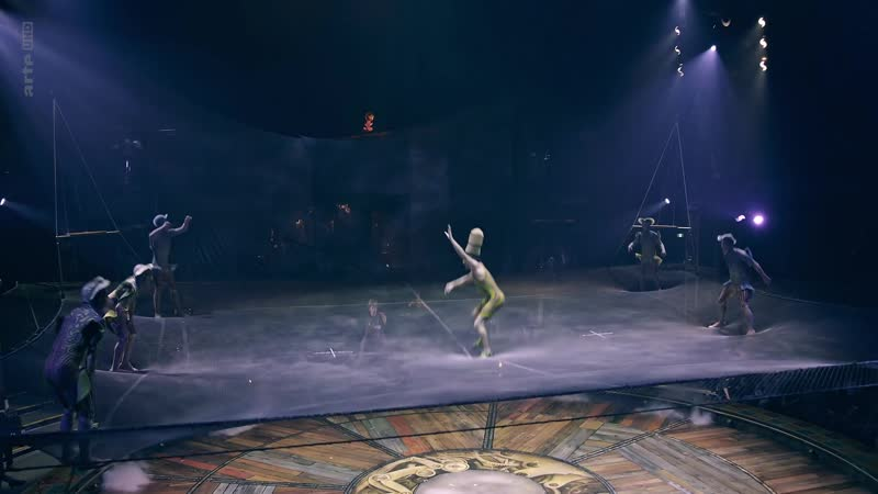 Cirque du Soleil Kurios - Cabinet des curiosités