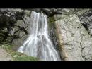 Гегский водопад Абхазия Моё видео