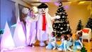 НОВОГОДНИЙ Спектакль и ЕЛКА ДЛЯ ДЕТЕЙ! Алис ТАНЦУЕТ танец КИКИМОРЫ Дед Мороз ДАРИТ детям ПОДАРКИ!