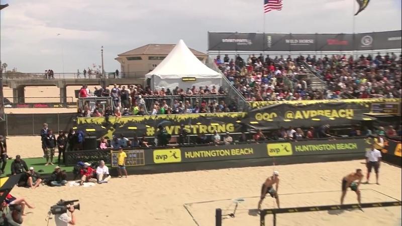 AVP Huntington Beach Open 2017 Mens Finals- Dalhausser-Lucena vs Doherty-Hyden