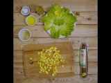 Салат с Колбасой Домашнего Копчения от Велком