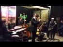 Джон Маршалл (труба), Грэнт Сьюарт (саксофон), Илья Луштак (гитара) и Джаз Классик Трио в самом лучшем джазовом заведении Санкт-