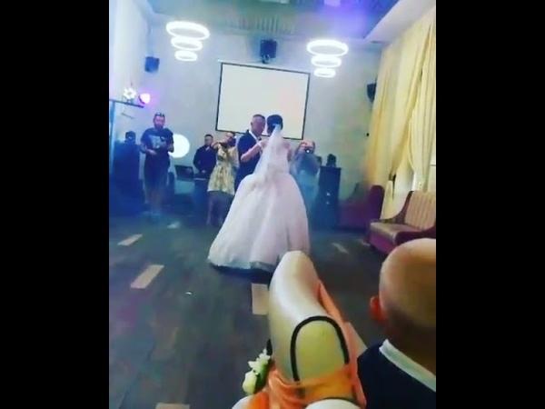 Свадебный танец Иры Слюнько Від пацанки до панянки 2