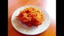 Морковь по корейски Рецепт закуски