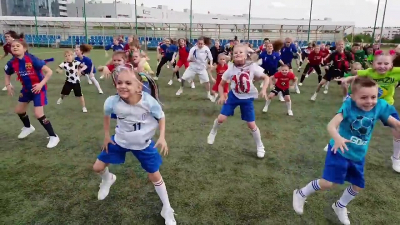 Live It Up - Nicky Jam feat. Will Smith. Fifa World Cup Russia 2018 -Тодес Московский