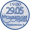 Вечера в Музыкальной Среде на Пушкинской,9