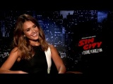 Jessica Alba On Getting In Stripper Shape for 'Sin City'