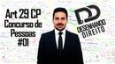 Direito Penal - Art 29 CP - Concurso de Pessoas 01