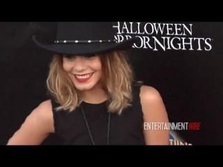 Halloween Horror Nights 'Eyegore Awards' 2014 - Vanessa Hudgens, Eiza Gonzalez, Tara Reid