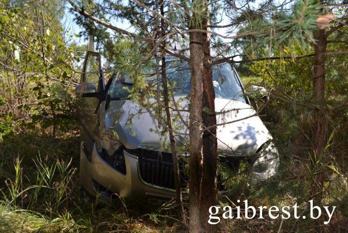 """В результате столкновения авто """"Шкода Румстер"""" и автобуса """"КАВЗ"""" пострадала женщина"""