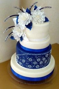 Торты розовые на свадьбу фото 3