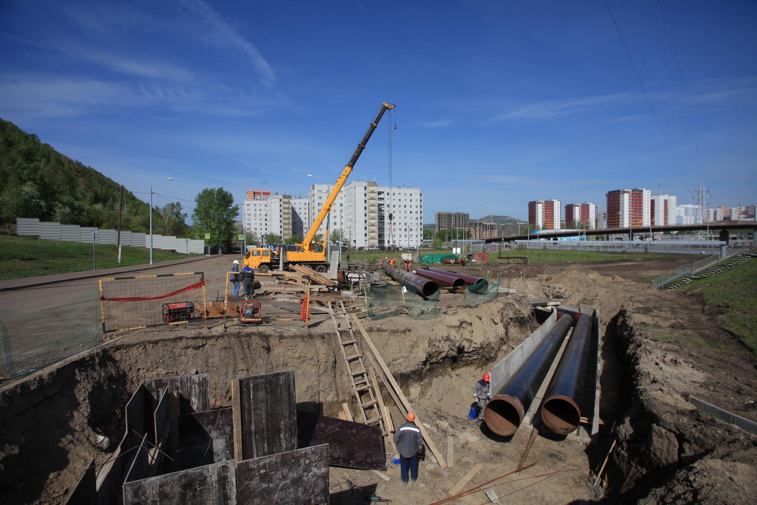 Ремонтная программа СГК в Красноярске выполнена на 47%