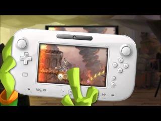 Марио и Луиджи - Новый ролик Rayman Legends: