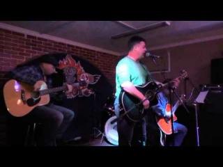 Группа Бокс Сити - выступление в баре Мотор, г.Тихвин
