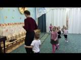 Мягкие паззлы - обучение детей танцам