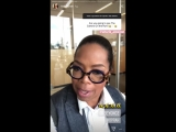 Oprah Winfreys going to OTRII couple of shows