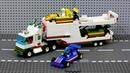 Обзор любимого набора Лего 6335 Транспортер F1 LEGO Favorite 6335 Set Review
