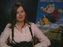 Interview Geena Davis Stuart Little 2
