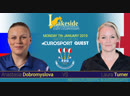 2019 BDO World Darts Championship Round 1 Dobromyslova vs Turner