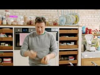 Обеды за 15 минут с Джейми Оливером - 1 сезон 32 серия