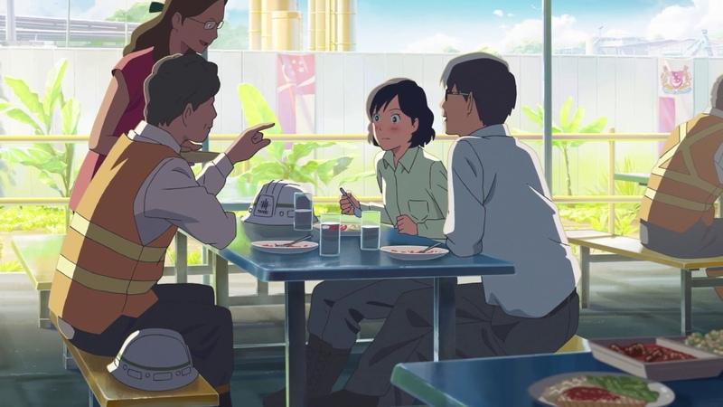 新海誠×スキマスイッチ 『ミスターカイト』コラボミュージックビデオ
