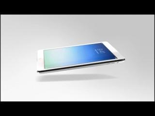 Официальное видео iPad Air (на русском)