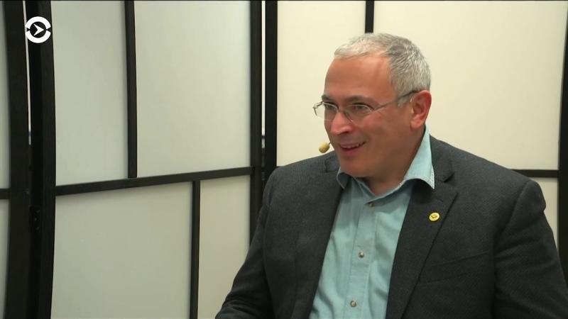 Ходорковский: Путин может попробовать решить проблемы с популярностью с помощью новой авантюры