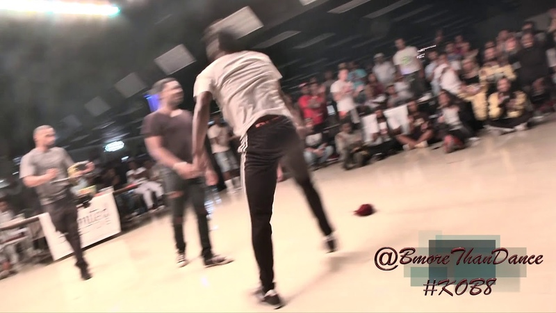 Lor Darryl vs B Mosis KOB8 Bmore Club Dance Competition